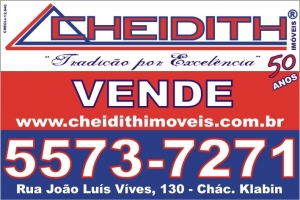 Cheidith Imoveis - (11) 3232-1250, Imobiliaria