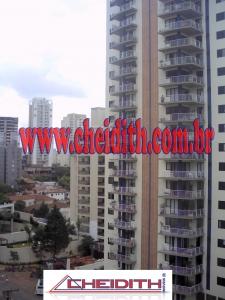 Apartamento com Linda Varanda, Chácara Klabin, Terraço Klabin