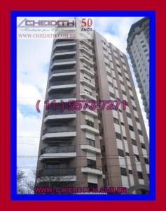 Apartamento a venda com 4 dormitórios - Edifício Principe di Savoia klabin, Principe de Savóia Klabin