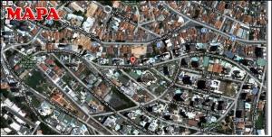 Chácara Klabin - Mapa com a localização do Apartamento Castel D Angelo, Castel D angelo Klabin Edifício