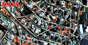 Chácara Klabin - Mapa com a localização do Apartamento Flamboyant, Flamboyant Klabin Edifício