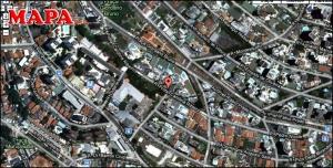 Chácara Klabin - Mapa com a localização do Apartamento Jardim do Vale, Jardim do Vale Klabin Condomínio