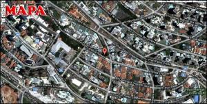 Chácara Klabin - Mapa com a localização do Apartamento Maison De Oiseaux, Maison de Oiseaux Klabin