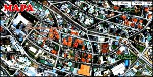 Chácara Klabin - Mapa com a localização do Apartamento Maison Dor, Maison Dor Klabin Condomínio