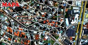 Chácara Klabin - Mapa com a localização do Apartamento Maison Platini, Maison Platini Klabin