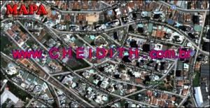 Chácara Klabin - Mapa com a localização do Apartamento Mirage, Mirage Klabin Condomínio
