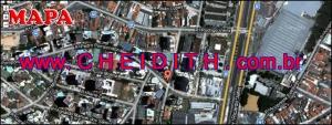 Chácara Klabin - Mapa com a localização do Apartamento Monte Carlo, Monte Carlo Klabin
