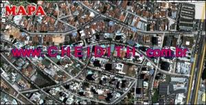 Chácara Klabin - Mapa com a localização do Apartamento Place Vendome, Place Vendome Klabin Edifício