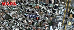 Chácara Klabin - Mapa com a localização do Apartamento Porto Belo, Porto Belo Klabin Condomínio
