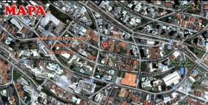 Chácara Klabin - Mapa com a localização do Apartamento Spazio Di Nobili, Spazio Di Nobili Klabin