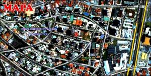 Chácara Klabin - Mapa com a localização do Apartamento Varandas Klabin, Varandas Klabin