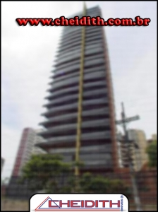 Apartamento klabin - Edifício Ville Cap Ferrat, Ville Cap Ferrat Klabin Edifício