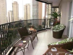 ótimo apartamento alto padrão a venda na chácara klabin, APARTAMENTOS, CONDOMÍNIOS COM SACADA, TERRAÇO, VARANDA GOURMET EM DIVERSOS BAIRROS DE SÃO PAULO - SP